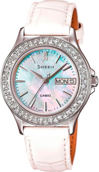 Наручные женские часы Casio SHE-4800L-7A