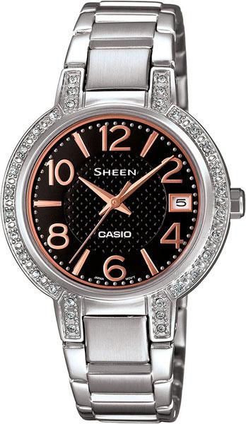 Наручные женские часы Casio SHE-4804D-1A