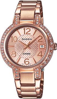 Наручные женские часы Casio SHE-4804PG-9A