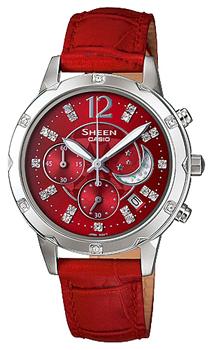 Наручные женские часы Casio SHE-5017L-4A