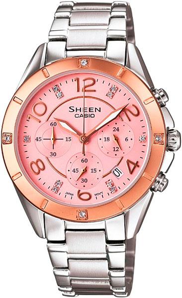 Наручные женские часы Casio SHE-5021SG-4A