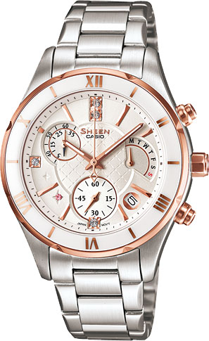 Наручные женские часы Casio SHE-5517SG-7A