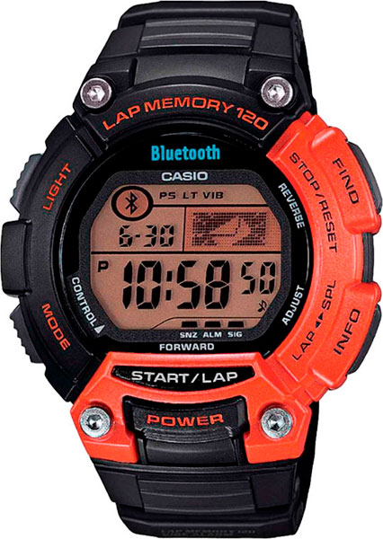 Наручные мужские часы Casio STB-1000-4E