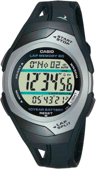 Наручные мужские часы Casio STR-300C-1V