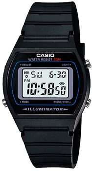 Наручные мужские часы Casio W-202-1A