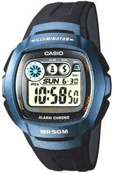 Наручные мужские часы Casio W-210-1B