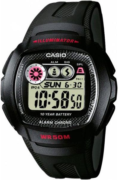 Наручные мужские часы Casio W-210-1C