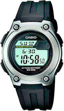 Наручные мужские часы Casio W-211-1A