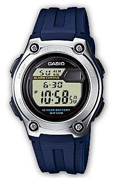 Наручные мужские часы Casio W-211-2A