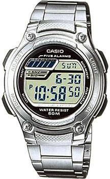 Наручные мужские часы Casio W-212HD-1A