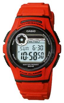 Наручные мужские часы Casio W-213-4A