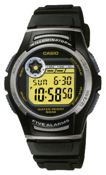 Наручные мужские часы Casio W-213-9A