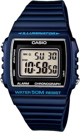Наручные мужские часы Casio W-215H-2A