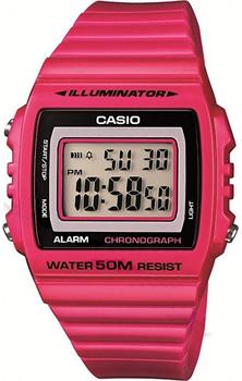Наручные мужские часы Casio W-215H-4A