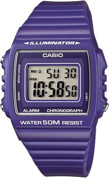 Наручные мужские часы Casio W-215H-6A