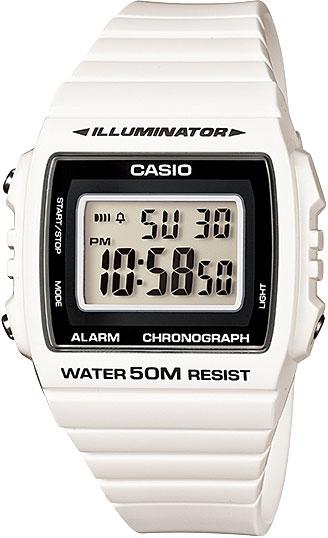 Наручные мужские часы Casio W-215H-7A