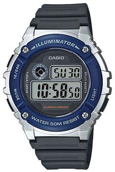 Наручные мужские часы Casio W-216H-2A