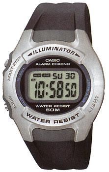Наручные мужские часы Casio W-42H-1A