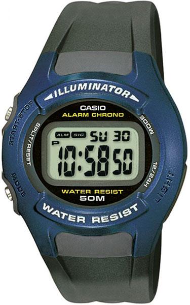 Наручные мужские часы Casio W-43H-1A