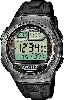 Наручные мужские часы Casio W-734-1A
