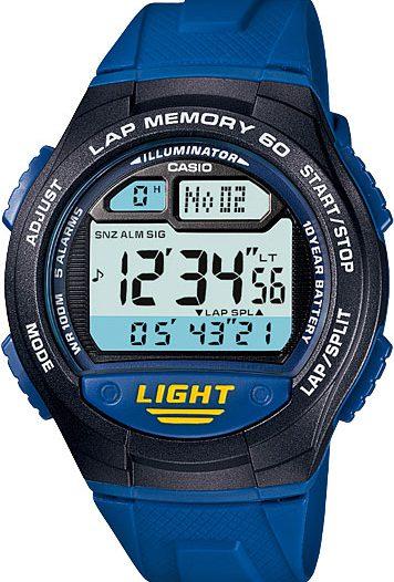Наручные мужские часы Casio W-734-2A