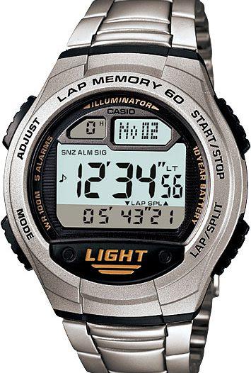 Наручные мужские часы Casio W-734D-1A