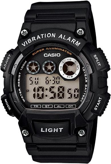 Наручные мужские часы Casio W-735H-1A