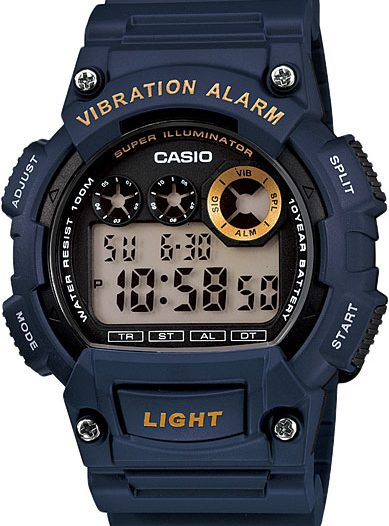 Наручные мужские часы Casio W-735H-2A