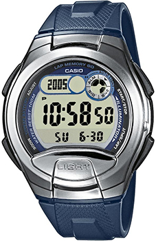 Наручные мужские часы Casio W-752-2A