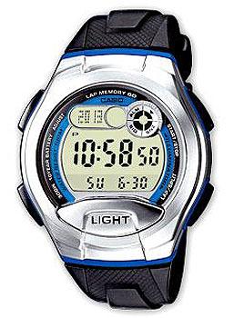Наручные мужские часы Casio W-752-2B