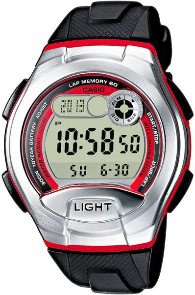 Наручные мужские часы Casio W-752-4B