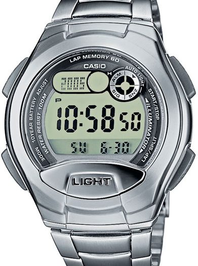 Наручные мужские часы Casio W-752D-1A