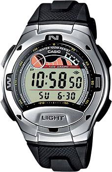 Наручные мужские часы Casio W-753-1A