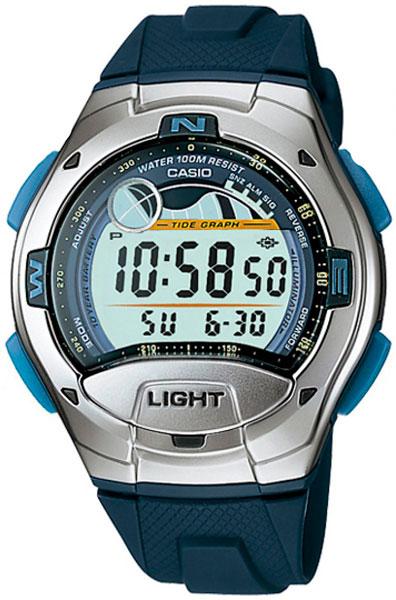 Наручные мужские часы Casio W-753-2A
