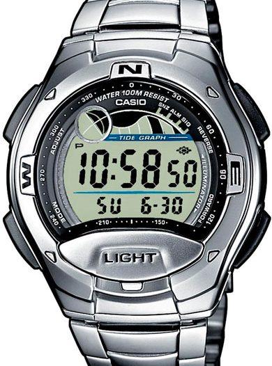 Наручные мужские часы Casio W-753D-1A