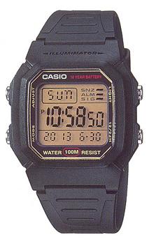 Наручные мужские часы Casio W-800HG-9A
