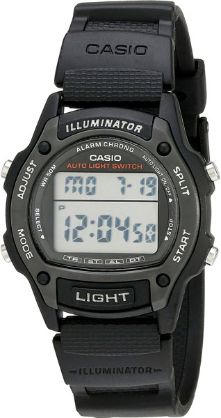 Наручные мужские часы Casio W-93H-1A
