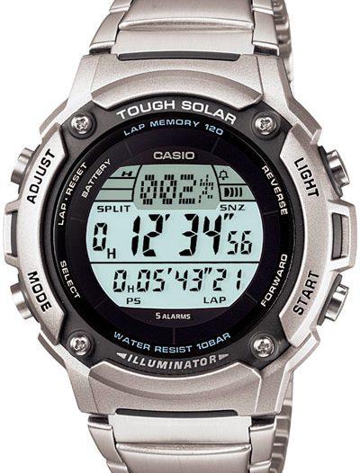 Наручные мужские часы Casio W-S200HD-1A