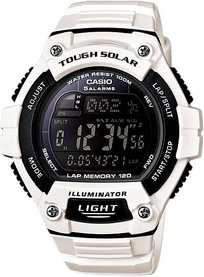 Наручные мужские часы Casio W-S220C-7B