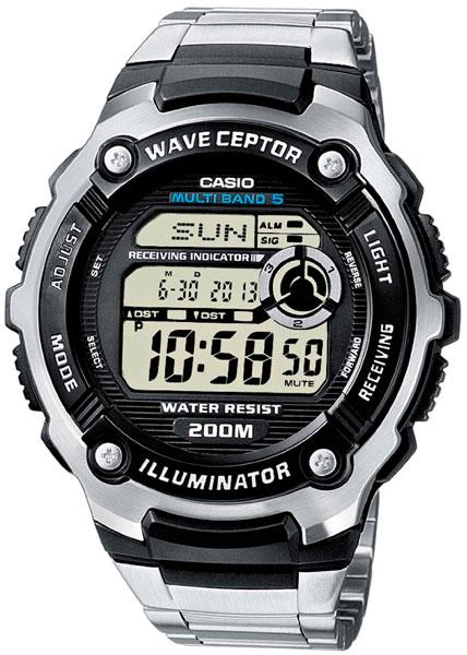 Наручные мужские часы Casio WV-200DE-1A