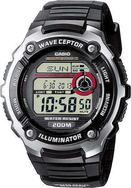 Наручные мужские часы Casio WV-200E-1A