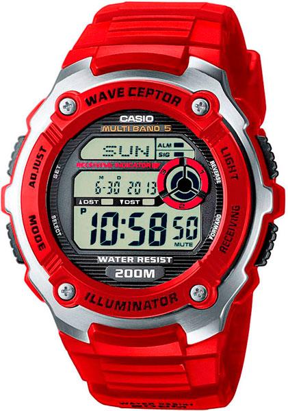 Наручные мужские часы Casio WV-200E-4A