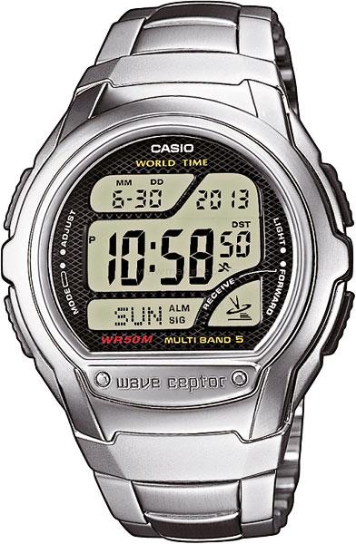 Наручные мужские часы Casio WV-58DE-1A