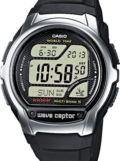 Наручные мужские часы Casio WV-58E-1A