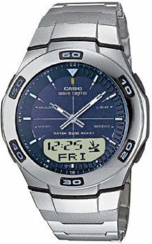 Наручные мужские часы Casio WVA-105HDE-2A