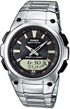 Наручные мужские часы Casio WVA-109HDE-1A