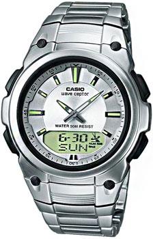 Наручные мужские часы Casio WVA-109HDE-7A