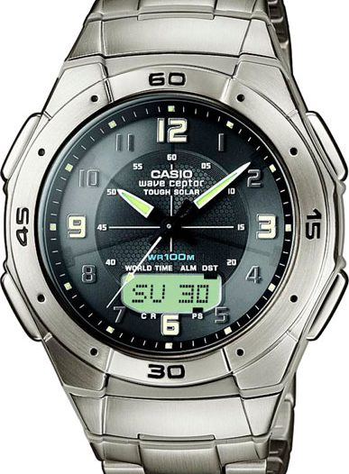 Наручные мужские часы Casio WVA-470DE-1A