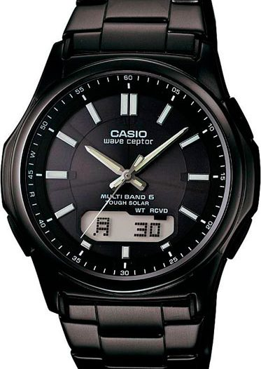 Наручные мужские часы Casio WVA-M630DB-1A