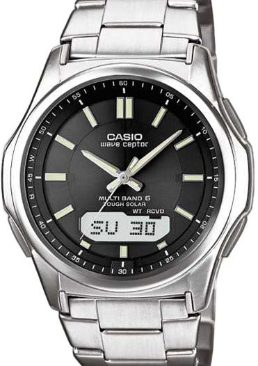Наручные мужские часы Casio WVA-M630TD-1A